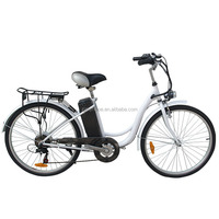 OEM city electric bike/ cheap electric bicycle / classical city e bike with CE/EN15194 YXEB-8602