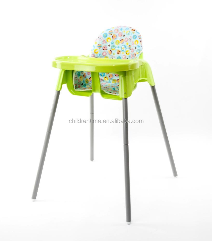 enfants table et chaises b b si ge b b d 39 alimentation lev e d ner chaise haute haute chaises. Black Bedroom Furniture Sets. Home Design Ideas