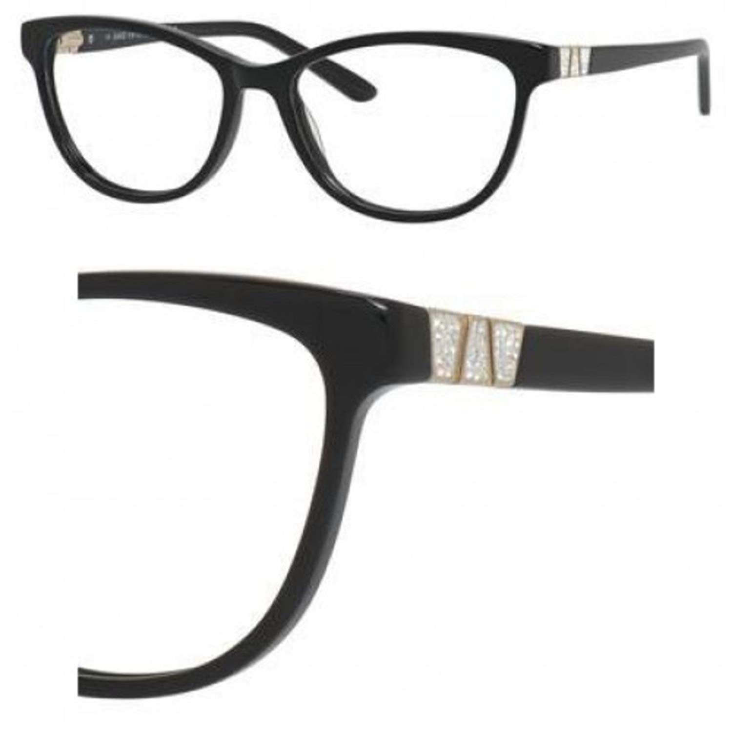 Eyeglasses Saks Fifth Avenue 306 0807 Black