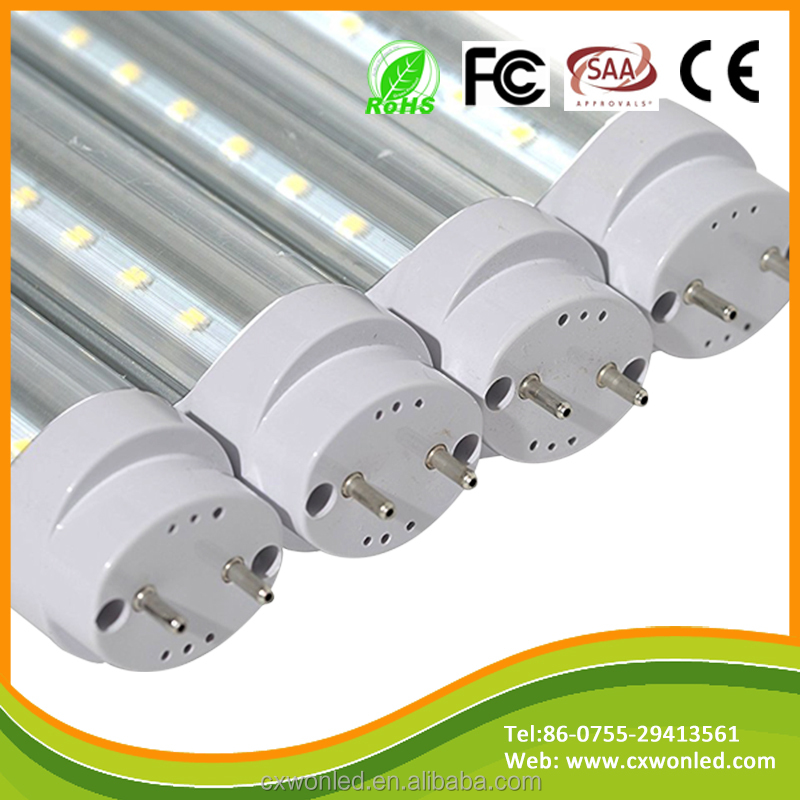 T8 led tube 20wTop quality aluminum 1200mm t8 led tube housing
