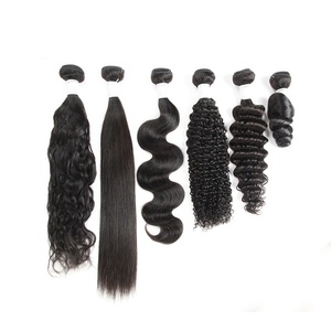 Wholesale 100% Cuticle Aligned Weft Peruvian Straight Human Kinky Straight Mongolian Virgin Mink Brazilian Hair Vendors