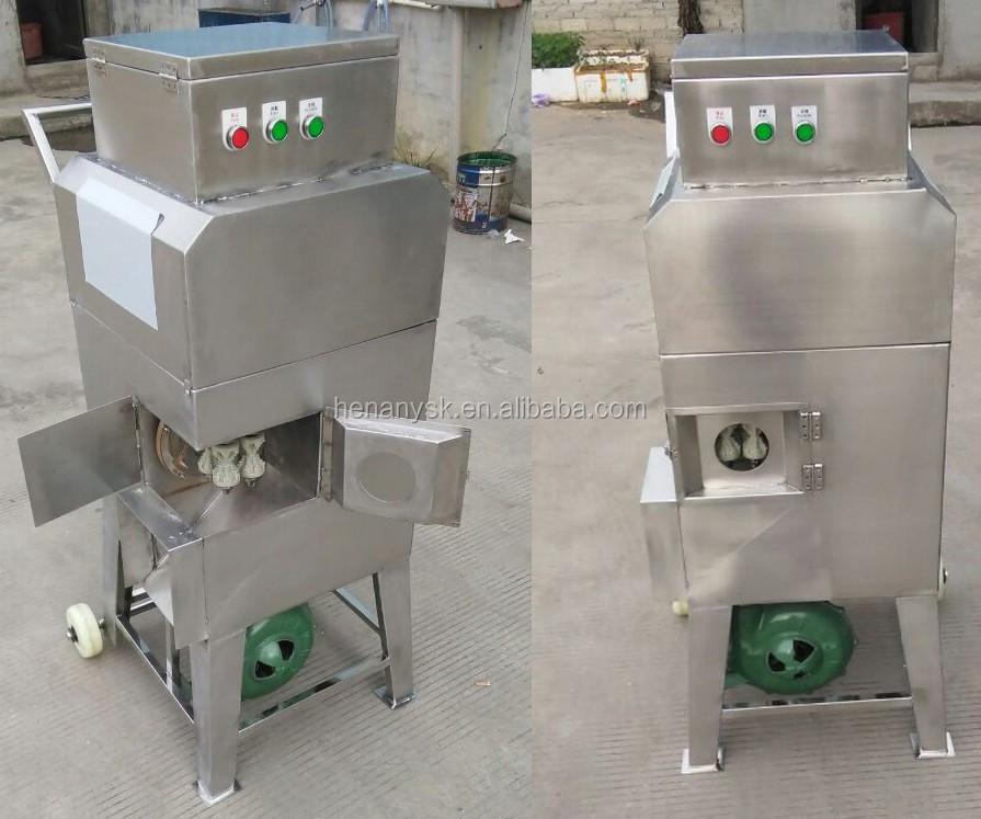 Stainless Steel MAIZE Shelling Machine Fresh  Sweet Corn Sheller Thresher Machine