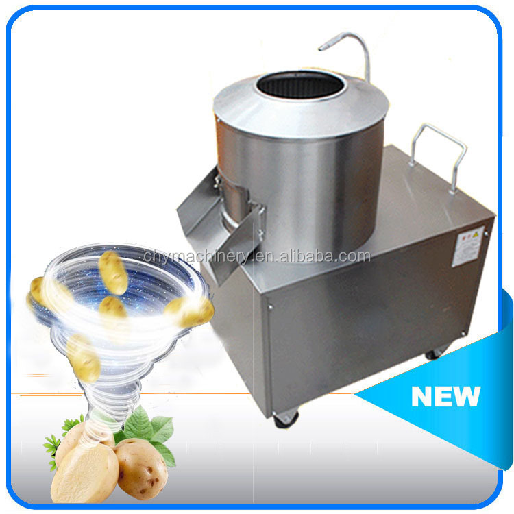 potato carrot peeler / electric vegetable peeler / fruit peeling machine