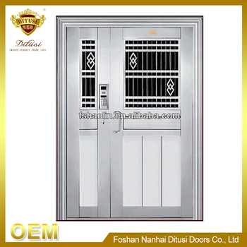 Stainless Steel Gate Grill Design For Homes JH211