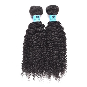 Alibaba Stock Price 7A Grade Hot sale kinky baby peruvian curl human hair