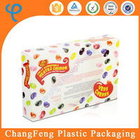 China Supplier chewing gum food packaging box