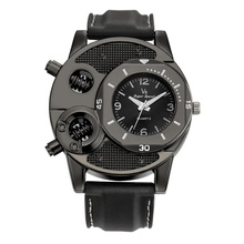 Free shipping 1PCS Men's Watch Fashion Thin Silicon Gel Students Sports Quartz watches man