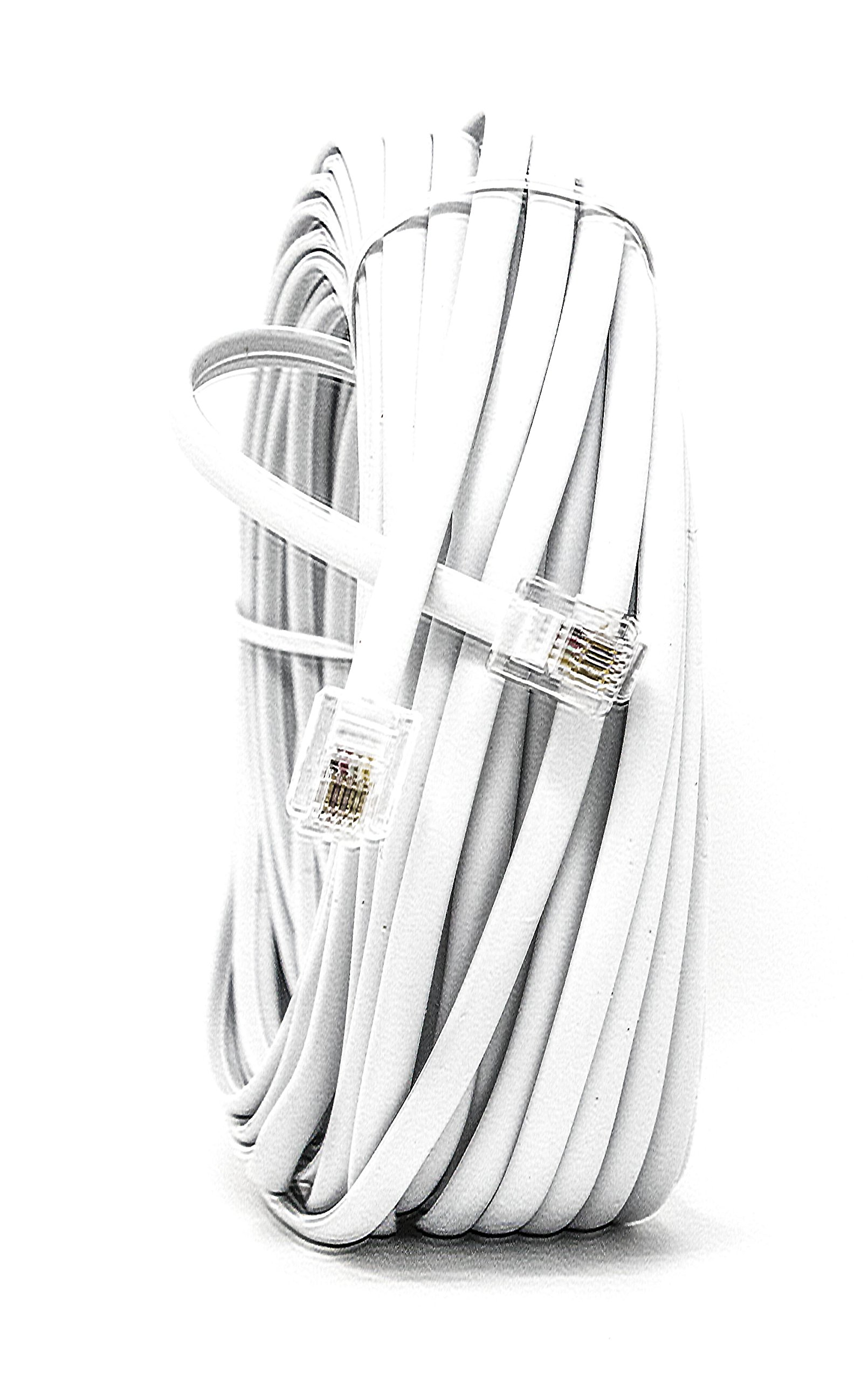 Cheap Cable Phone Line Find Deals On At How To Wire A Telephone Extension Cord
