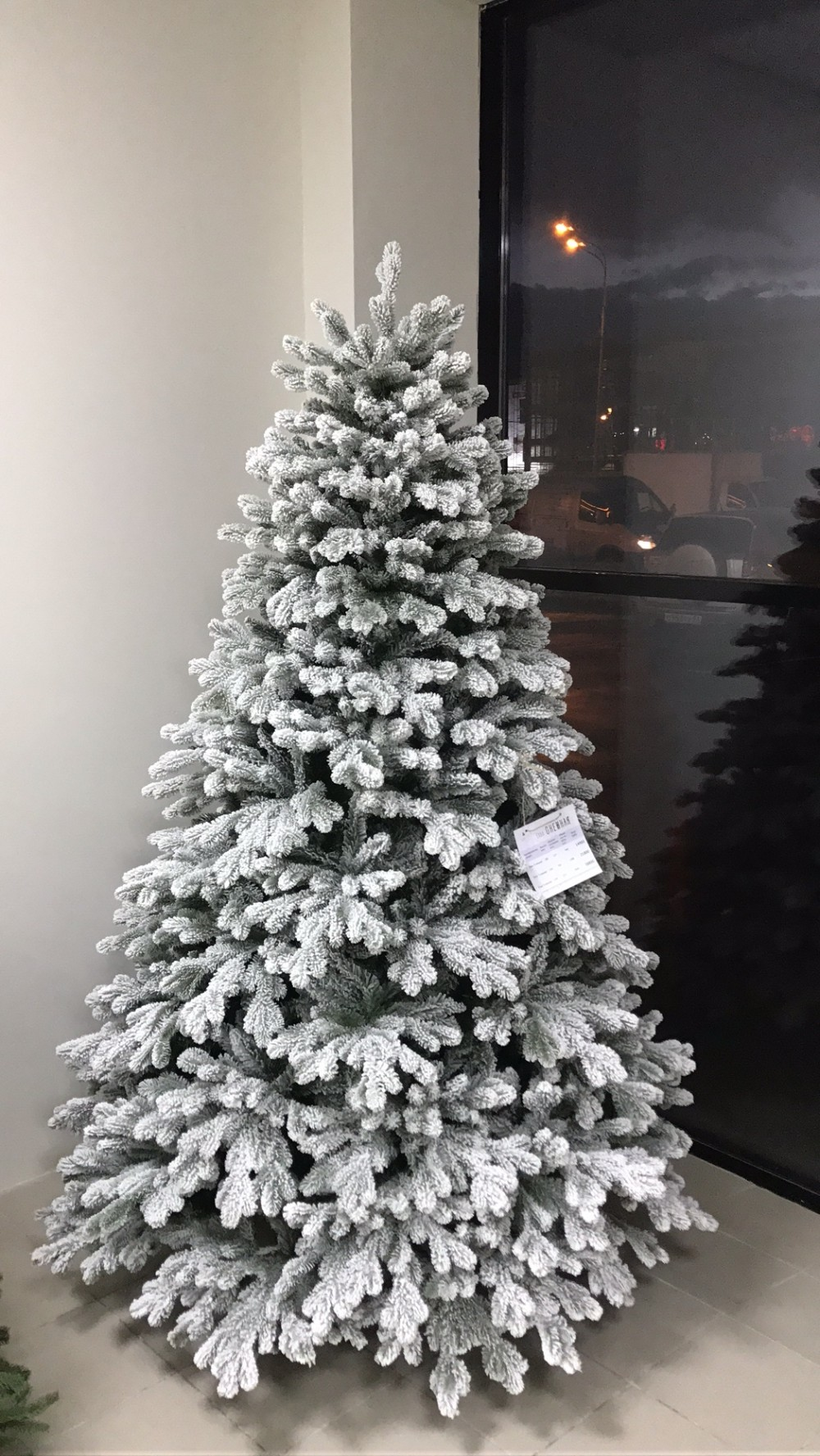 Artificial Flocking Machine For Snow Christmas Tree - Buy ...