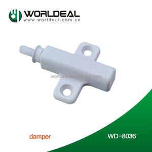 Damper for cabinet door