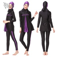 Minzart MDMus0052 wholesale Quick dry muslim swimwear for women