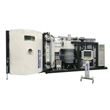 PVD Vacuum Metallizing Machine High Quality Coating Machine for Plastic