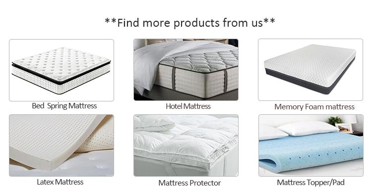 Box Spring Sale Hot Modern Hotel Bed Pocket Coil Spring Mattress