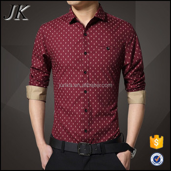 184df6578 New Men's Fashion Formal Slim Fit Stylish Half Long Sleeve Dress Shirt in  High Quality