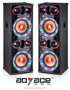 ST-1550 8 inch Big Stage Speakers Active Audio System With Bluetooth