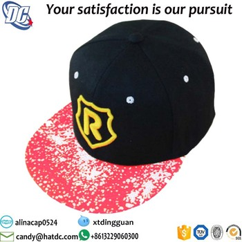 3c402dbb 2017 Fashion 3d printed caps embroidery custom snapback hats, View ...