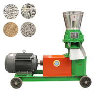 Small Chicken Farm Animal Feed Pellet Machine for Sales