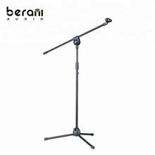 Berani FS-101 Floor stand microfoon verstelbare <span class=keywords><strong>audio</strong></span> microfoon stand