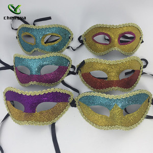 High quality hot selling cheap diy party masks for sale
