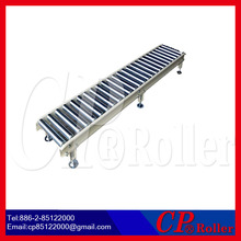 Unpowered Carbon Steel Heavy Duty Roller Conveyor