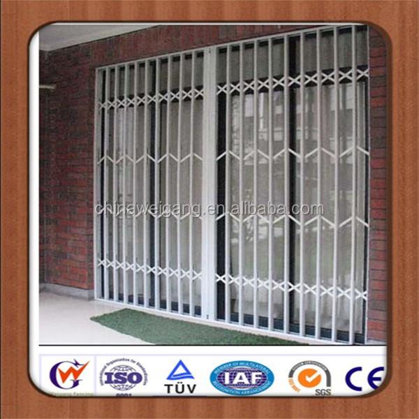 Security Bars For Windows Custom Made Iron Window Bars