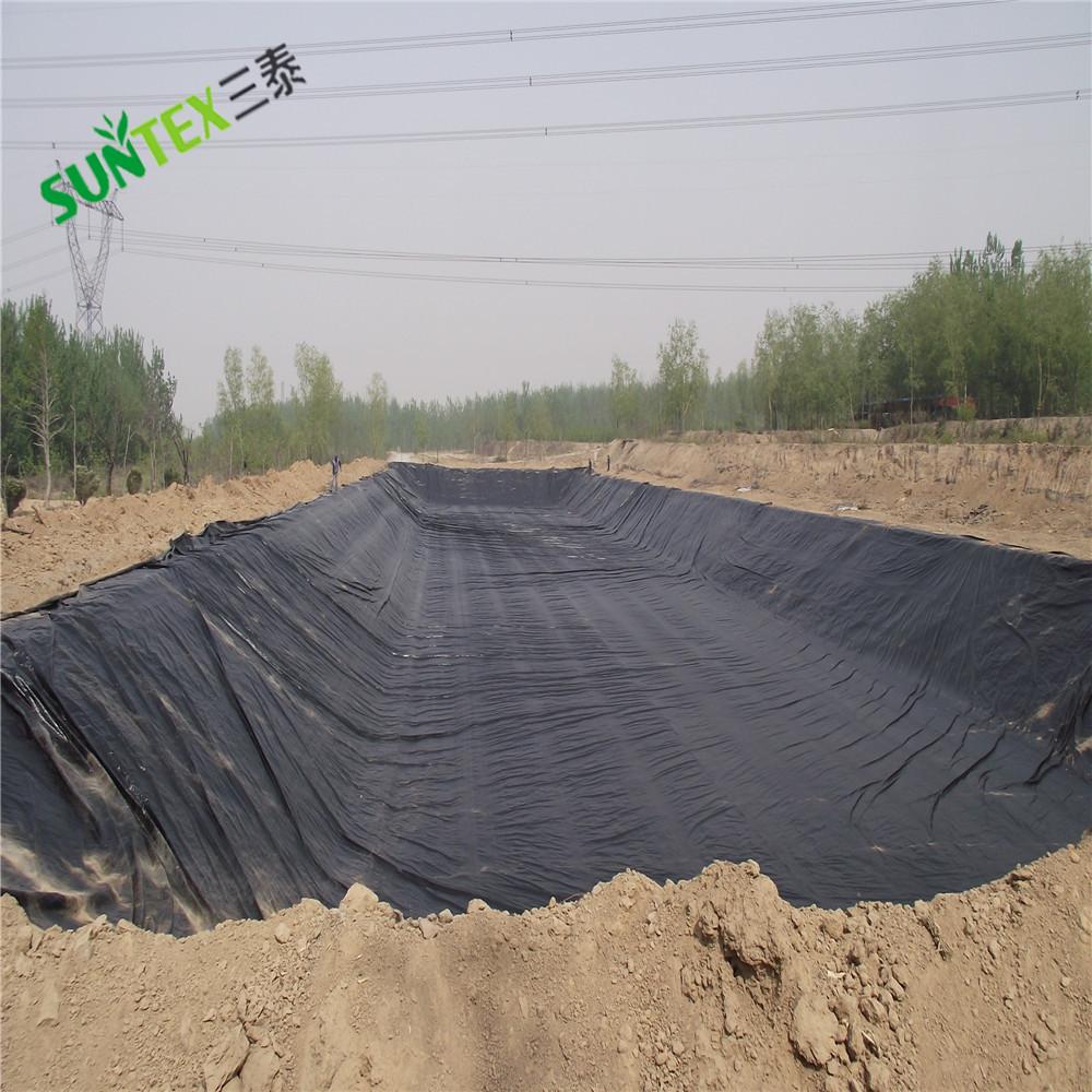 Лидер продаж! Рыбная ферма используется лучшее качество водонепроницаемый материал HDPE мембрана Пруд Лайнер с дешевой ценой