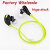 Hot Sales Wireless Bluetooth 4.1 Stereo Earphone Fashion Sport Running Headphone Studio Music Headset