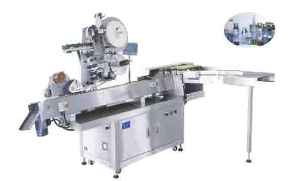 horiziontal wrap-around labeler