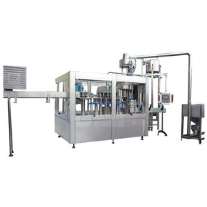 Automatic small juice filling and packing machine for best price