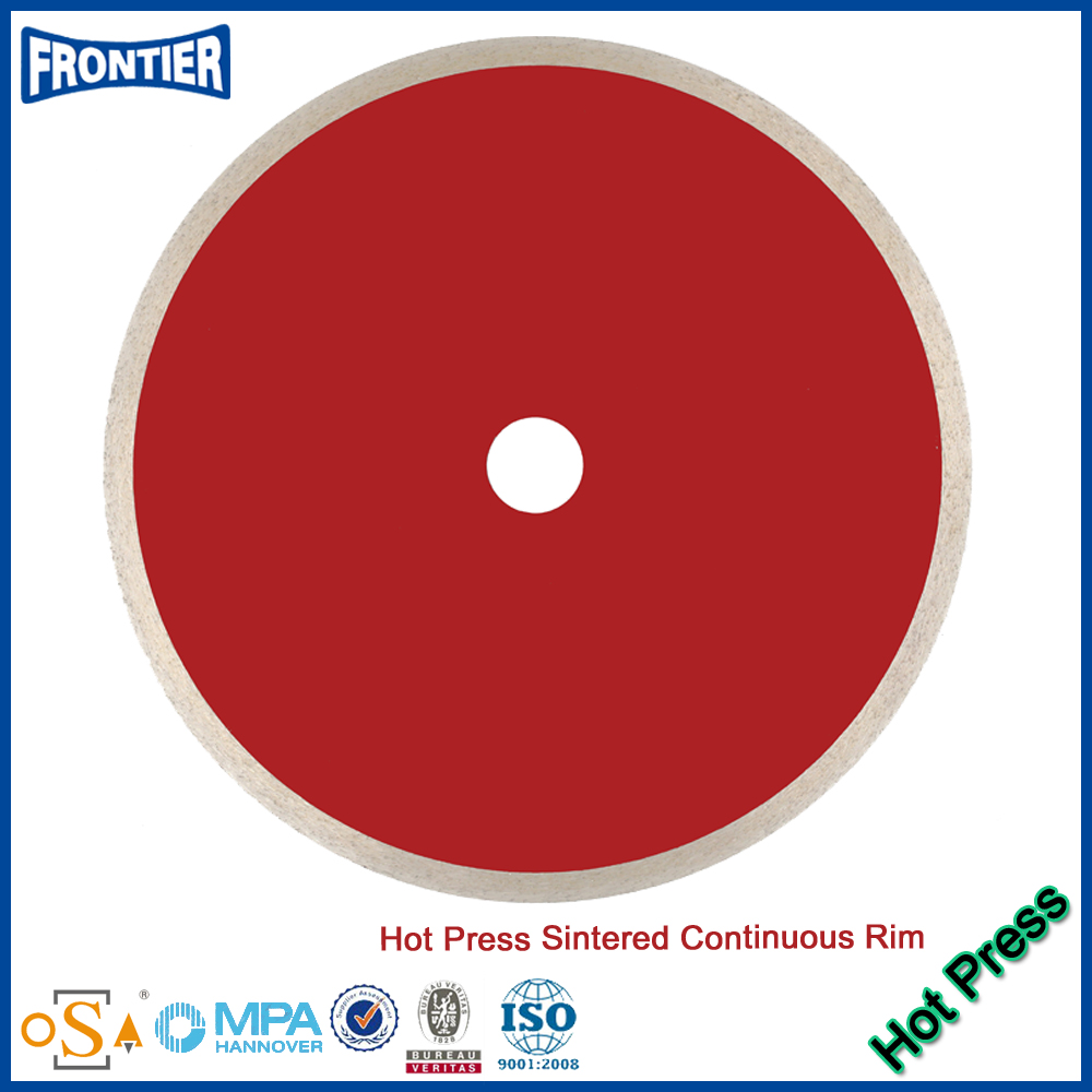China supplier Supreme Quality wet cutting diamond chain saw blade