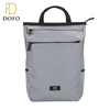 OEM custom size gray light weight waterproof reflective business laptop backpack
