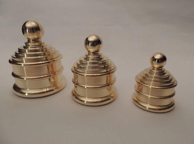 Precision Brass Cnc Machining Parts Brass Lamp Parts Brass Turning ...