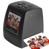 USB 2.0 TFT LCD Screen 2.36 inch Film Scanner