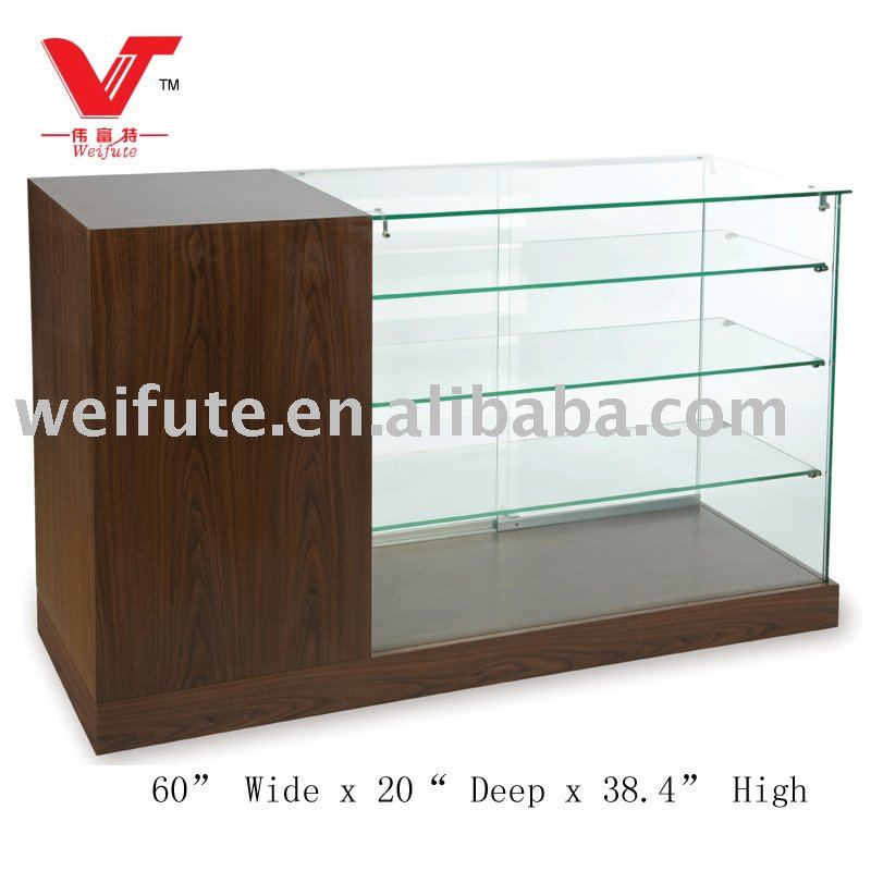 Wood Cabinet U0026 Glass Showcase   Buy Showcase,Display Showcase,Display  Cabinet Product On Alibaba.com