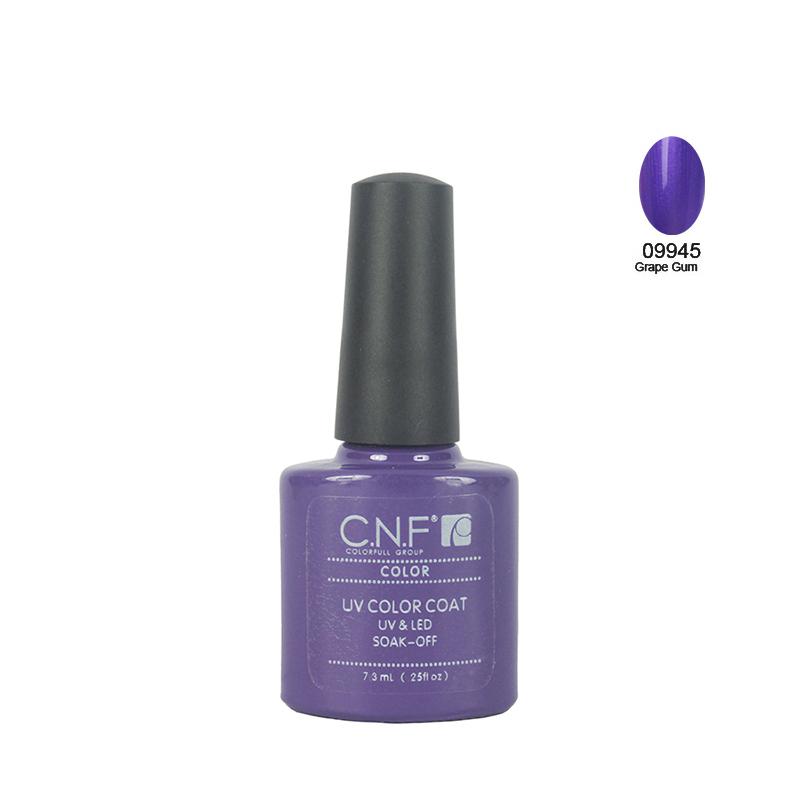 Professional CNF Soakoff UV Nails Color Gel polish Gels Nail Polish Varnish LongLasting Choose 1PCS color