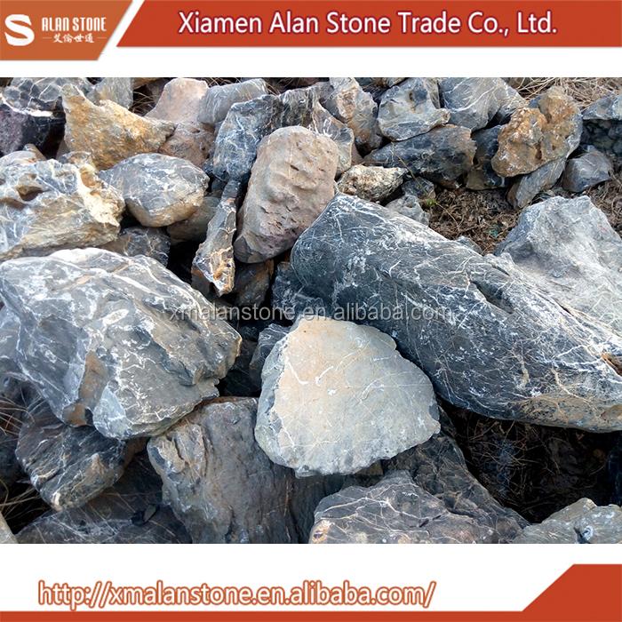Precio bajo al por mayor de alta calidad paisajismo piedra for Piedra de granito precio