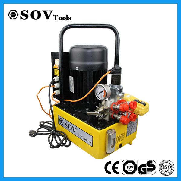 China Supplier 700 Bar Motor Driven Hydraulic Pump Manufacturer ...