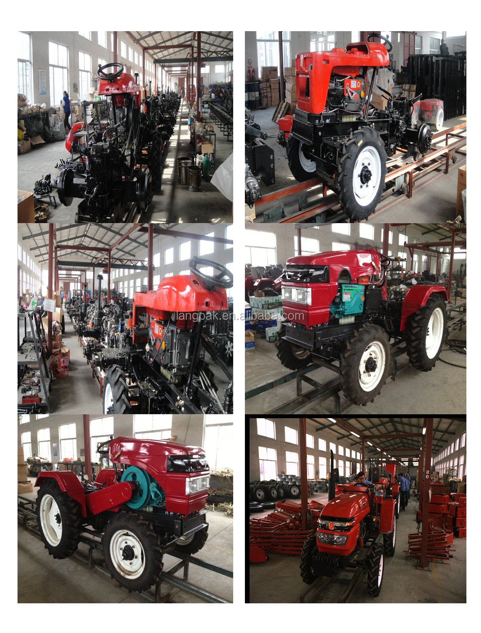 China New Agricultural Machines Kultivator Mini Tractor Names And ...
