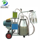 16-20 cow /h double buckets mobile cow milking machine price bangladesh