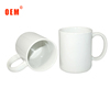 China Manufacturer Promotional 11oz ceramic coffee sublimation mug
