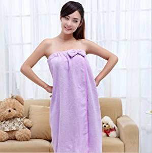 1710fc2161 Bath Towels Clear Large Absorbent Microfiber Womens Bow Bath Towel Shower  Bath SPA Wrap Body Bath