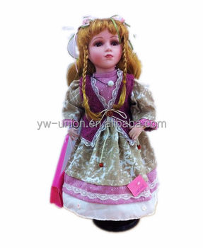 Favourite Fairy Porcelain Dolls With Long Hair - Buy Fairy Porcelain  Dolls,Cute Porcelain Dolls,Porcelain Clown Dolls Product on Alibaba com