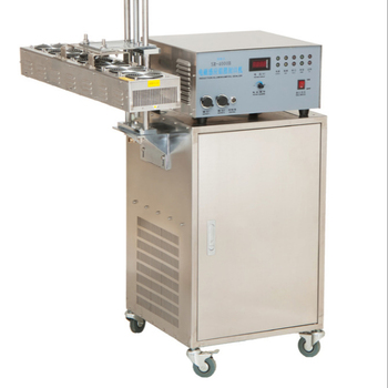 CE certification automatic aluminium foil lid plastic bottle sealer machine/induction sealing machine