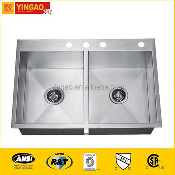 RA3322 Newly designed sink stainless steel