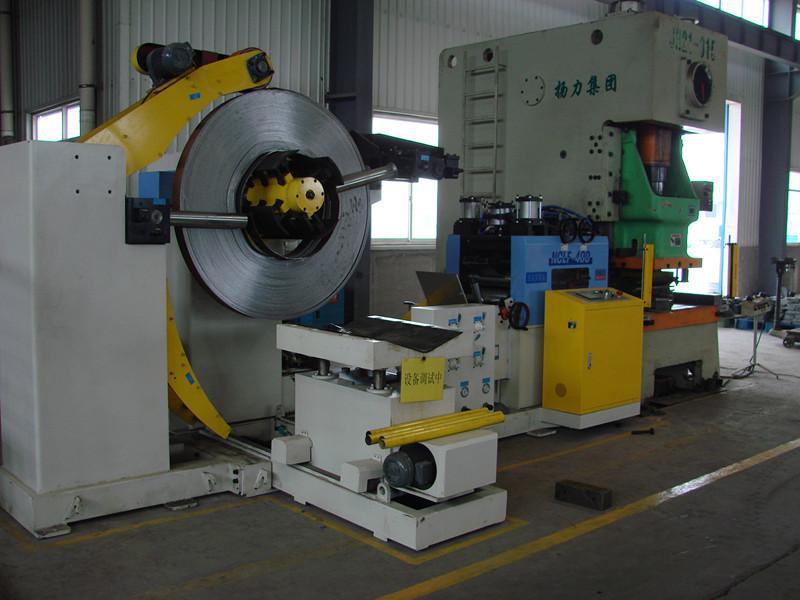 Automatic Sheet Metal Feeder For Power Press Machine Buy