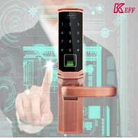 Double Swinging Door Lock high quality favorable price new finger fingerprint lock rfid card access control system