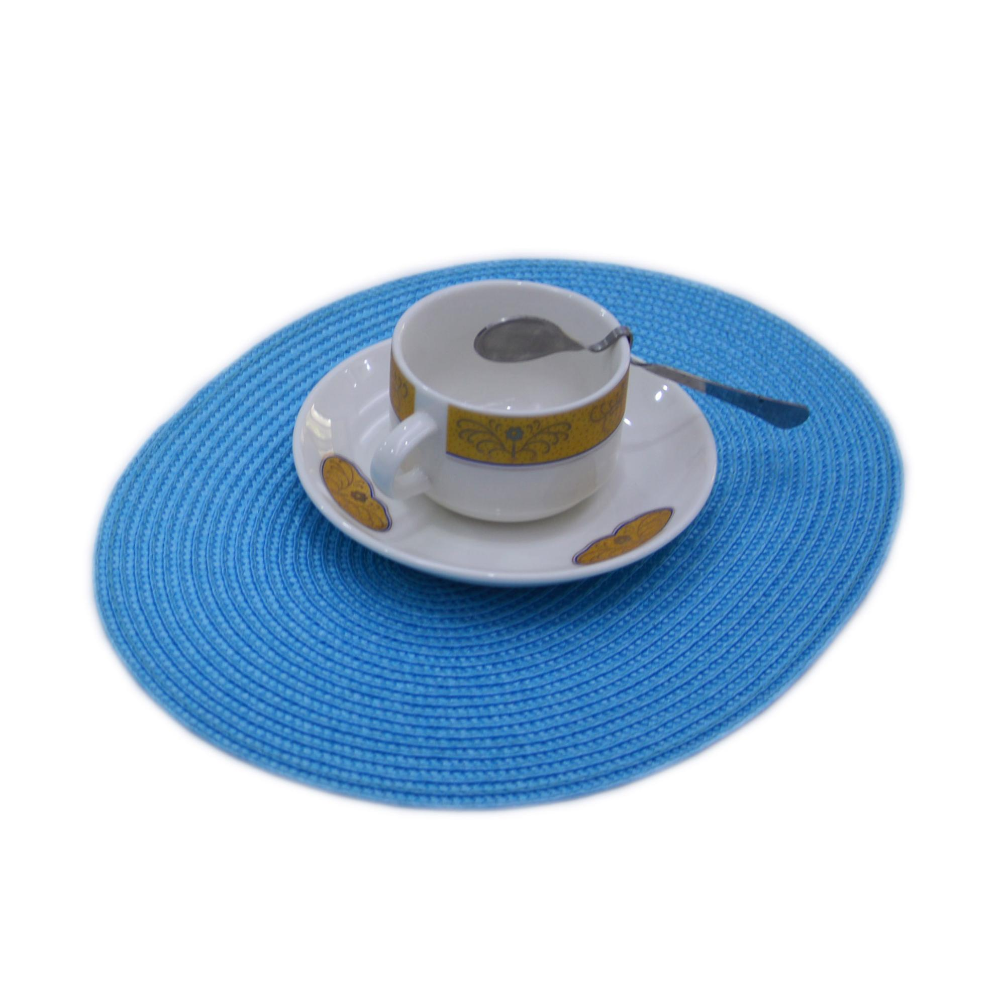 Personalizzato stampato tovaglietta e stuoia di tabella, la natura tovaglietta, schiuma di pvc tovaglietta