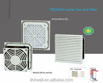 Electrical Room Ventilation Electronics Panel Cooling Fan