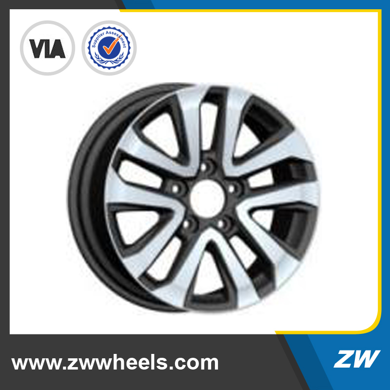 ZW-J5069 20 inch alloy wheel rims for suv car, pcd 5x150 wheels