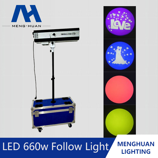 Mini Stage Follow Spot Light 660w For Wedding And Party/new Design ...